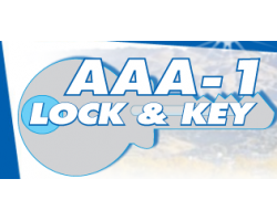 AAA-1 Lock & Key logo