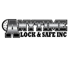 Anytime Lock & Safe logo