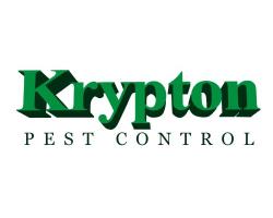 Krypton Pest Control, Co. logo