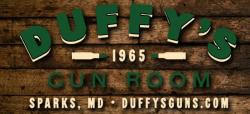 Duffy's Guns & Antiques logo