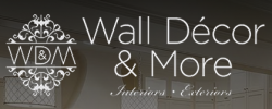 Wall Decor and More Interiors logo