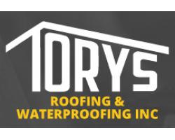 Tory's Roofing and Watereproofing Inc. logo