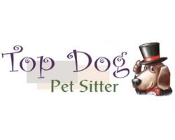 Top Dog Pet Sitter logo