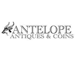 Antelope Antiques & Coins logo