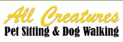 All Creatures Pet Sitting logo