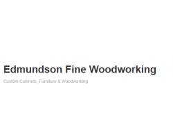 Edmundson Fine Woodworking logo