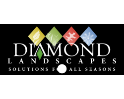 Diamond Landscapes logo