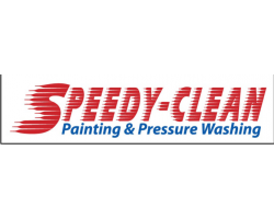 SPEEDY-CLEAN Painting & Pressure Washing logo