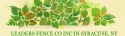Leaders Fence Co. logo