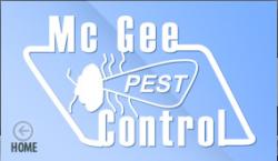 McGee Pest Control, Inc. logo