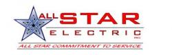 Allstar Electric Inc. logo