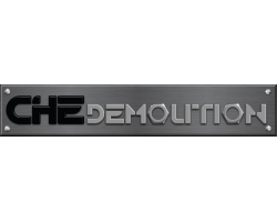 CHE Demolition logo