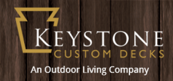 Key Stone Custom Decks logo