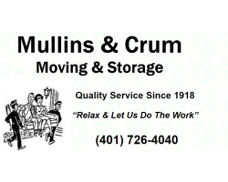Mullins & Crum Moving & Storage logo