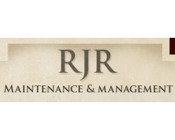 RJR Maintenance & Management logo