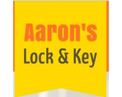 Aaron's Lock & Key logo
