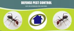 Defense Pest Control logo