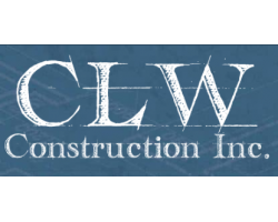 CLW Construction, Inc. logo