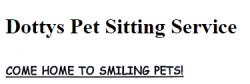Dotty's Pet Sitting Service logo