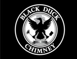 BLACK DUCK CHIMNEY logo