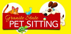 Granite State Pet Sitting logo