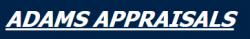 Adams Appraisals logo