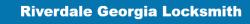 Riverdale Georgia Locksmith logo