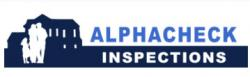 Alpha Check Inspections logo
