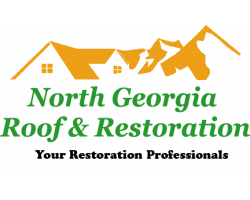 North Georgia Roofing & Restoration logo