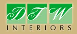 DFW Interiors logo