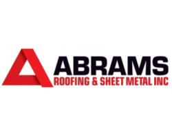 Abrams Roofing & Sheet Metal, Inc. logo