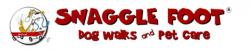 Snaggle Foot Dog Walks & Pet Care logo