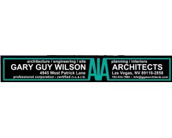 Gary Guy Wilson Studios  logo