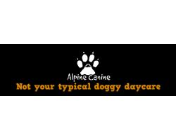 Alpine Canine logo