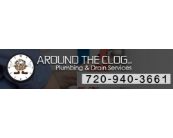 Around the Clog Plumbing & Drain Service logo