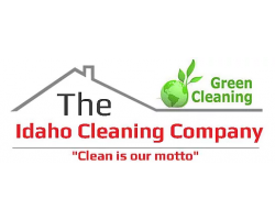 Idaho Cleaning Company logo