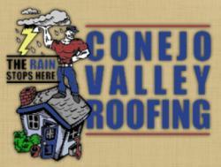 Conejo Valley Roofing logo