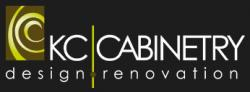 KC Cabinetry logo