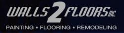 Walls 2 Floor  Inc. logo