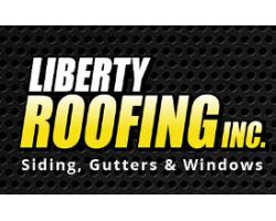 Liberty Roofing logo