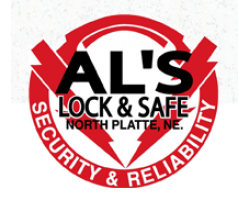 Al's Lock & Safe Inc. logo