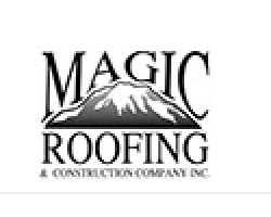 Magic Roofing & Construction Co. Inc. logo
