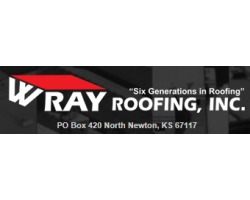Wray Roofing, Inc. logo