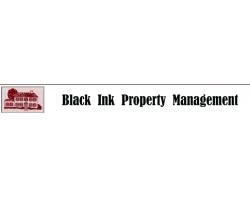 Black Ink Property Management logo