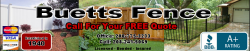 Buetts Fence / Pocatello Fence Contractor logo