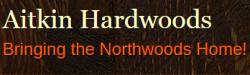 Aitkin Hardwoods logo