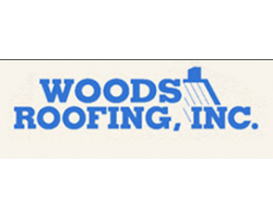 Woods Roofing Inc. logo
