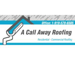 A Call Away Roofing logo