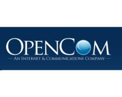 Open Com Inc logo