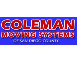 Coleman Moving Systems logo